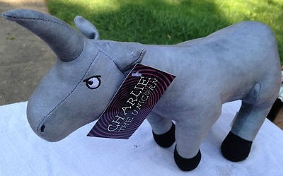 Charlie The Unicorn Candy Mountain Plush Toy 2009 New With Tags