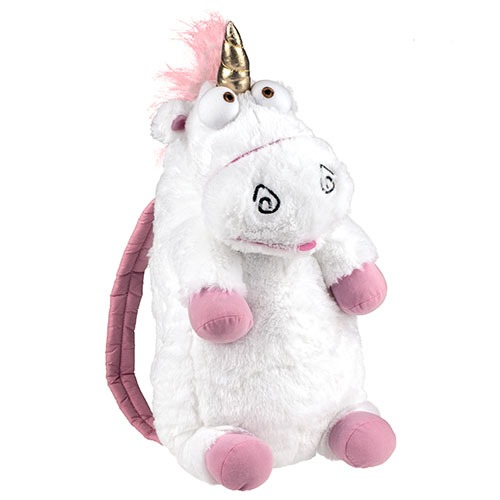 Despicable Me™ Unicorn Plush Backpack
