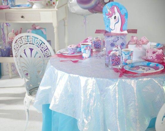 Enchanted Unicorn Party Theme  Birthday  Party  Birthdayexpress