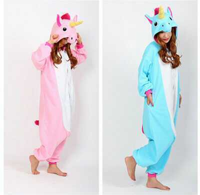 Fashion Lounge Unisex Animal Pajamas Sets Cartoon Anime Pajamas