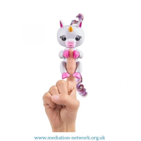 Fingerlings Toys R Us Unicorn Mediation