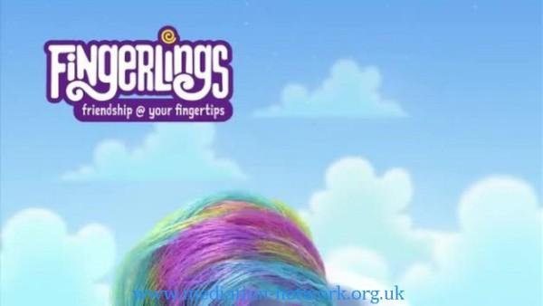 Fingerlings Unicorn Argos Mediation