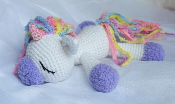 Free Unicorn Crochet Patterns