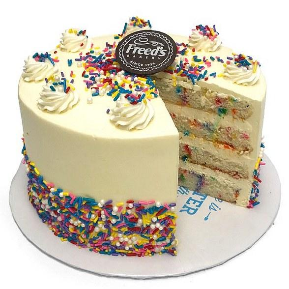Freed's Bakery Of Food Network's  Vegas Cakes  To Offer Exclusive