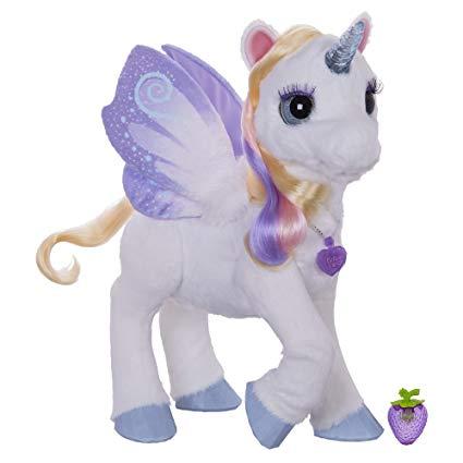 Furreal Friends Starlily, My Magical Unicorn  Amazon Co Uk  Toys