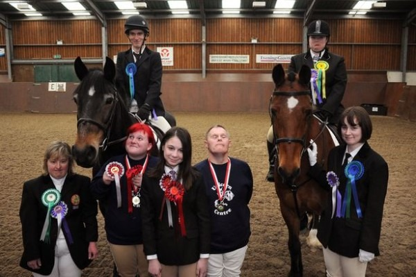 Help Needed To Get (rda) Unicorn Centre Riders To National