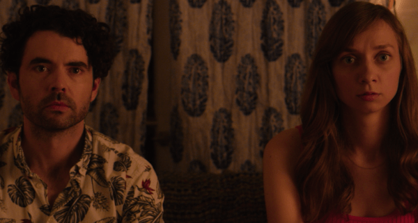 Here's Why This Film Is Partnering With A Threesome Dating App At