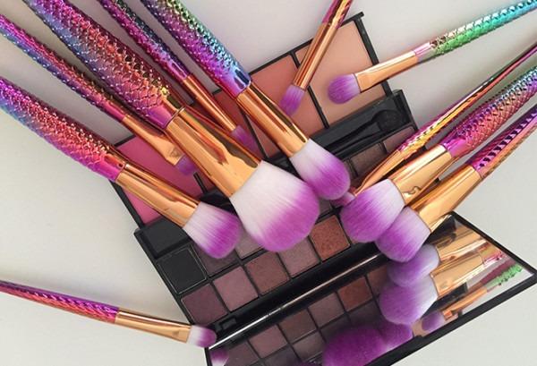 Hot  Up To 75  Off Zoe Ayla Cosmetics & Makeup Brushes (unicorn
