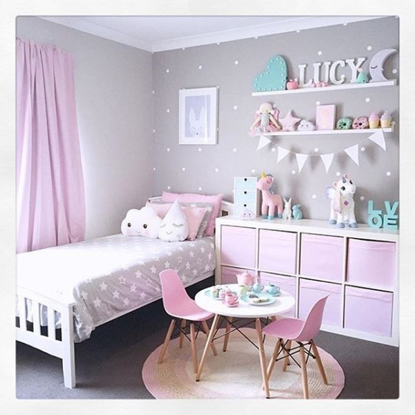 How Lovely Is The Room That @my_home_14 Has Created For Her