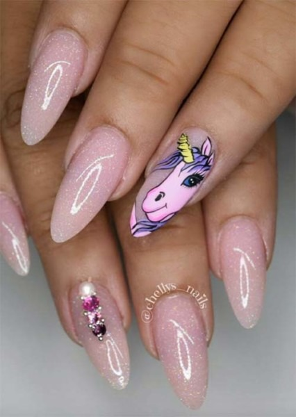 How To Do Acrylic Nails  51 Cool Acrylic Nail Designs To Try
