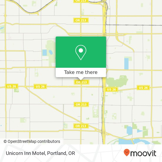 How To Get To Unicorn Inn Motel In Portland, Or By Bus Or Light