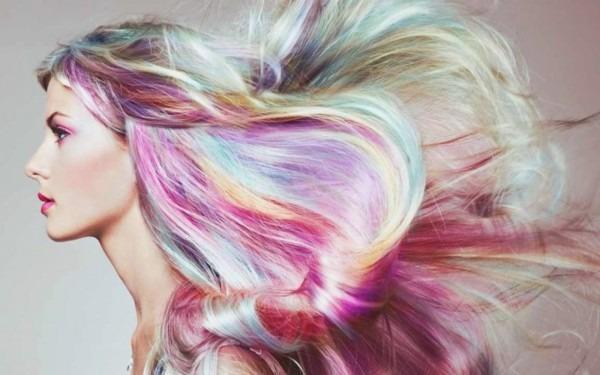 How To Get Unicorn Hair – L'oréal Paris – How Long Does Unicorn