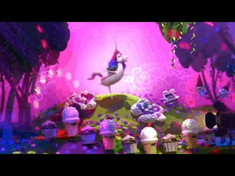 Inside Out  Rainbow Unicorn Dream Song 1 Hour Loop