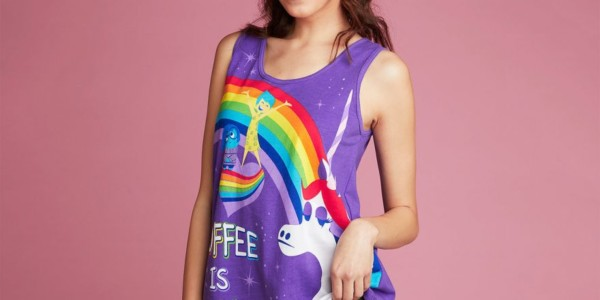 Inside Out Rainbow Unicorn Collection Out Now