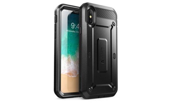 Iphone X Case, Supcase Rugged Holster Case Unicorn Beetle Pro