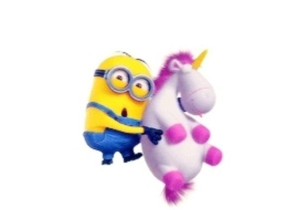 It's So Fluffy!   Unicorn   Minion