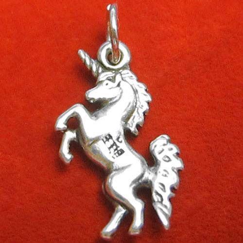 James Avery Retired Sterling Silver 925 Unicorn Fantasy Mystical