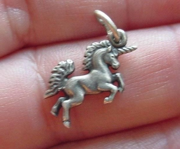 James Avery Sterling Silver 925 Unicorn Charm Retired Signed