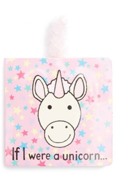 Jellycat's If I Were A Unicorn Board Book
