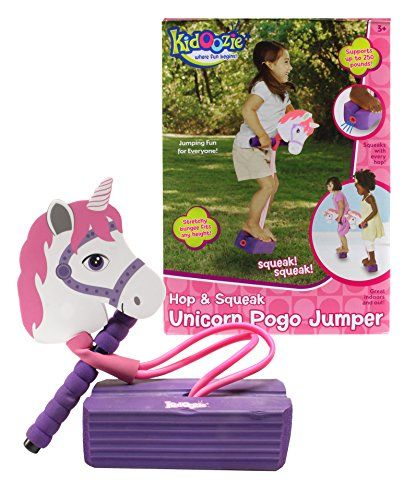 Kidoozie Foam Unicorn Pogo Jumper Fun And Safe Play Encourages An