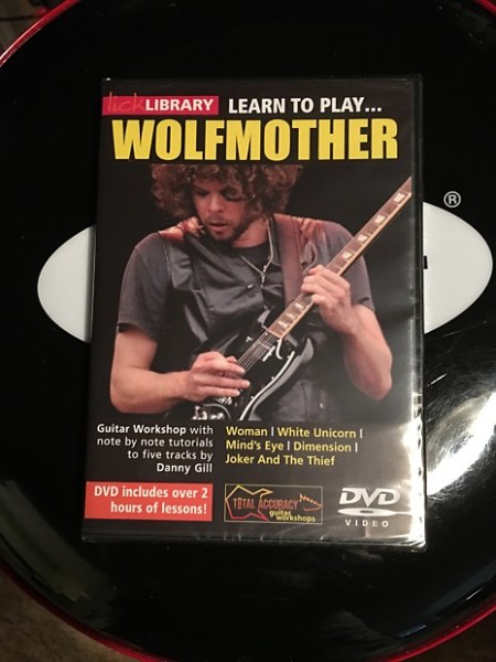 Lick Library Learn To Play Wolfmother