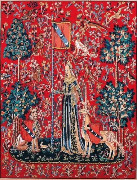 Margot De Paris Tapestry Needlepoint Kit – Lady And The Unicorn