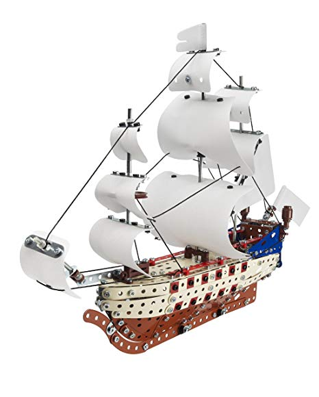 Meccano Tin Tin Unicorn Ship Model Toy  Amazon Com Au  Toys & Games