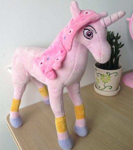 Mia And Me Unicorn Plush Figure Doll Lyria 30 Cm On Aliexpress Com