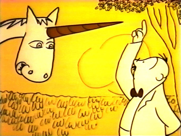 Michael Sporn Animation – Splog » Unicorns In The Garden