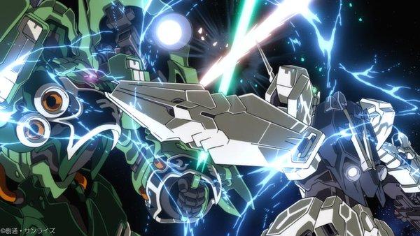 Mobile Suit Gundam Unicorn Re 0096 Episode 6