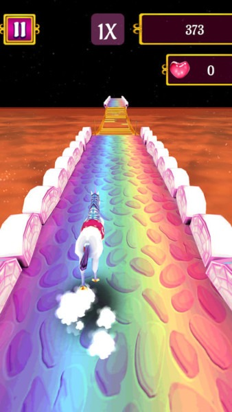 My Little Unicorn Runner 3d Part 2 By Vasco Rouw