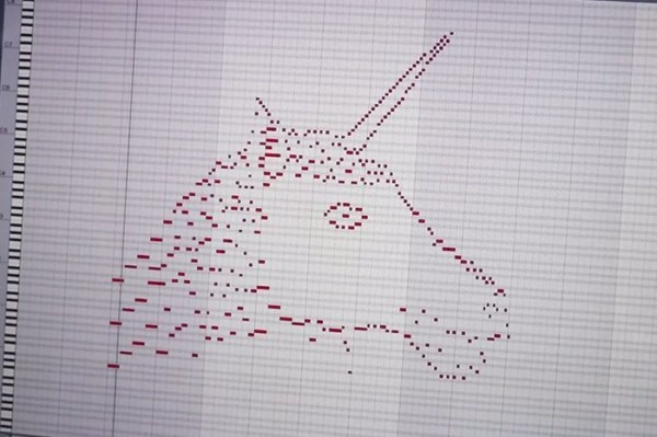 People Are Freaking Out Over This Song Made From A Unicorn Drawing