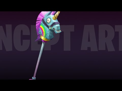 Rainbow Smash Pickaxe In Fortnite  Battle Royale(gameplay)