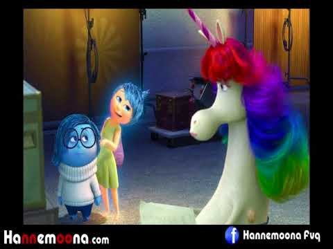 Rainbow Unicorn The Inside Out
