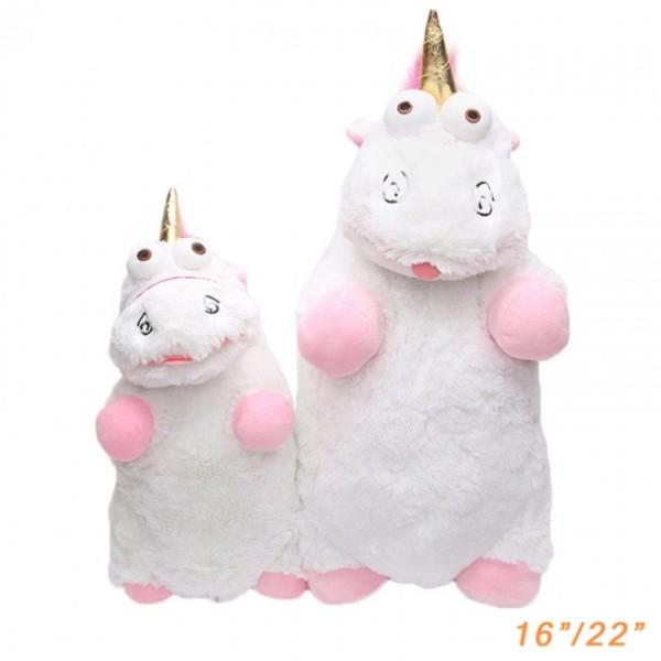 Regenboghorn Despicable Me 3d Ride Agnes It's So Fluffy Unicorn
