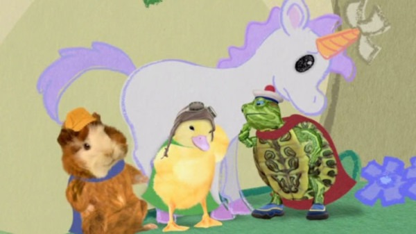 Save The Unicorn!   Save The Penguin!  Wonder Pets On Apple Tv