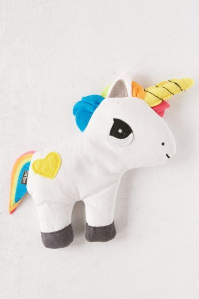Shop Huggable Unicorn Cooling + Heating Pad At Urban Outfitters