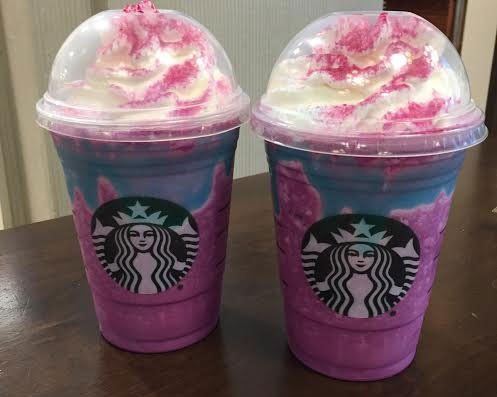 Starbucks' Unicorn Frappuccino  How Can Something So Pretty Taste