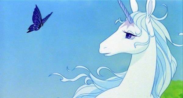 The Last Unicorn And The Butterfly