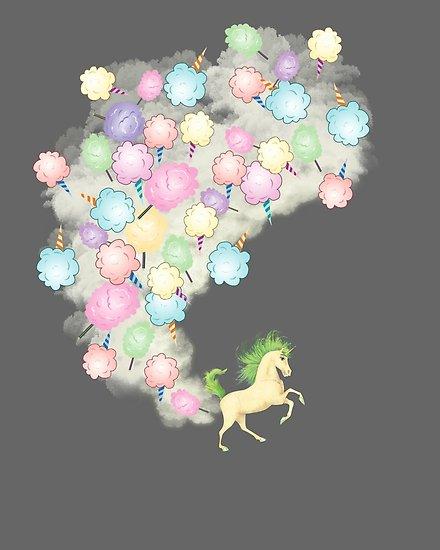 The Unicorn Fart
