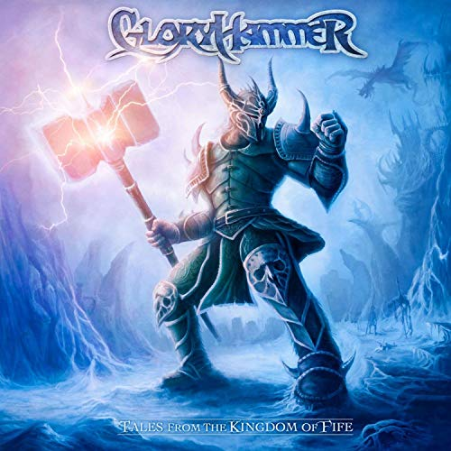 The Unicorn Invasion Of Dundee By Gloryhammer On Amazon Music