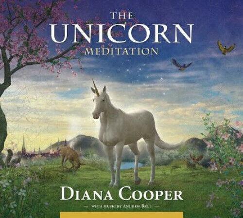 The Unicorn Meditation [audio] By Diana Cooper  9781844095254