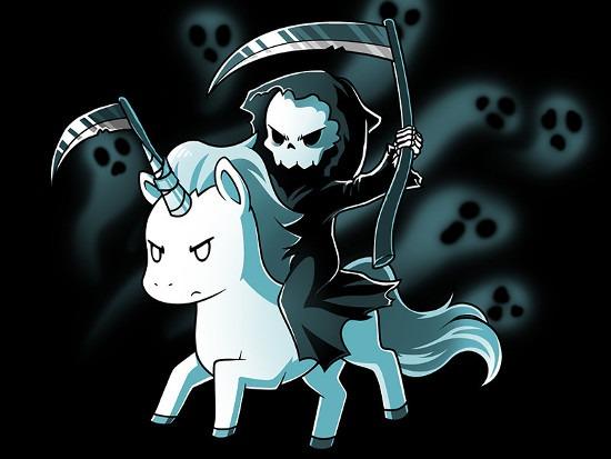 The Unicorn Of Death