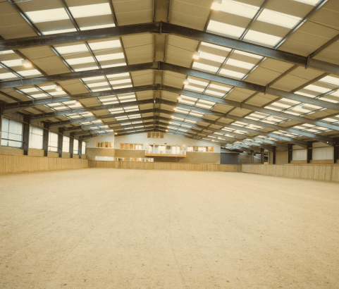 The Unicorn Trust Equestrian Centre