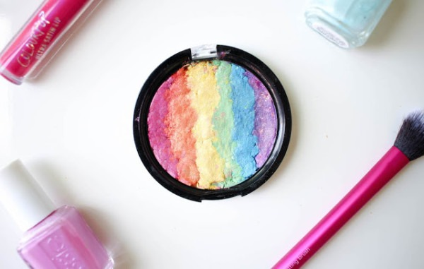These Are The Best Rainbow Highlighters + Diy Your Own Rainbow