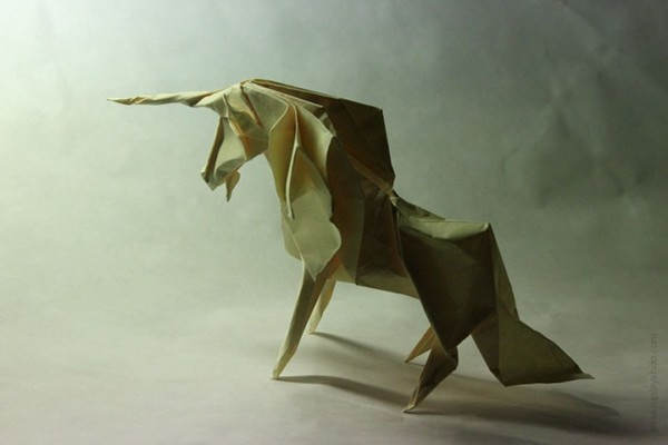 Unbelievably Unforgettable And Unique Origami Unicorns
