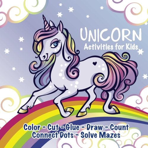 Unicorn Activities For Kids  Color
