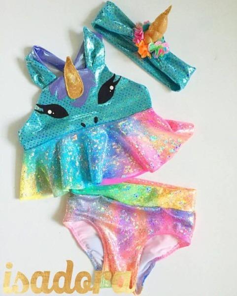Unicorn Bathing Suit Ummm Shut Up Or U Will Drown A Little Kid U