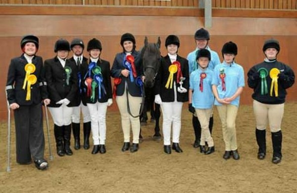 Unicorn Centre Riders Romp Home With Clutch Of Medals