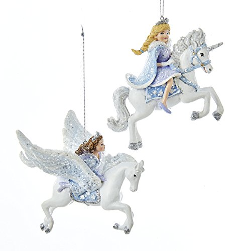 Unicorn Christmas Ornaments